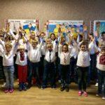 Флешмоб «Діти об'єднують Україну»