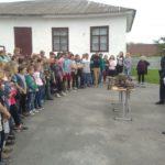 Напередодні Дня захисту дітей до закладу завітали працівники Острозького відділу поліції ГУПН