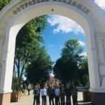 Знайомство з музеєм Ноціонального університету «Острозька Академія»