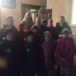 Гуртківці шкільного театру «Золотий ключик»