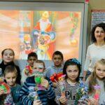 На Миколая усі учні та дошкільнята КЗ «Острозька спеціальна школа №2 І-ІІ ступенів» отримали подарунки з цукерками та різноманітні іграшки.