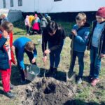 Акція «Посади дерево миру»